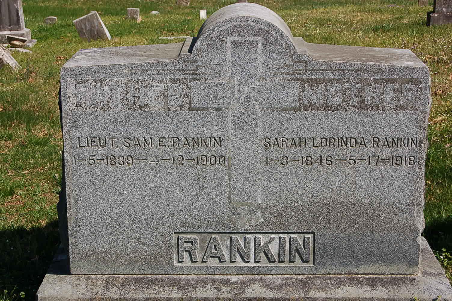 Samuel Edward Rankin