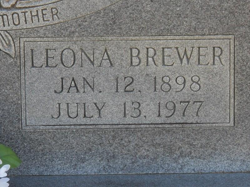 Leona Vandelia Brewer