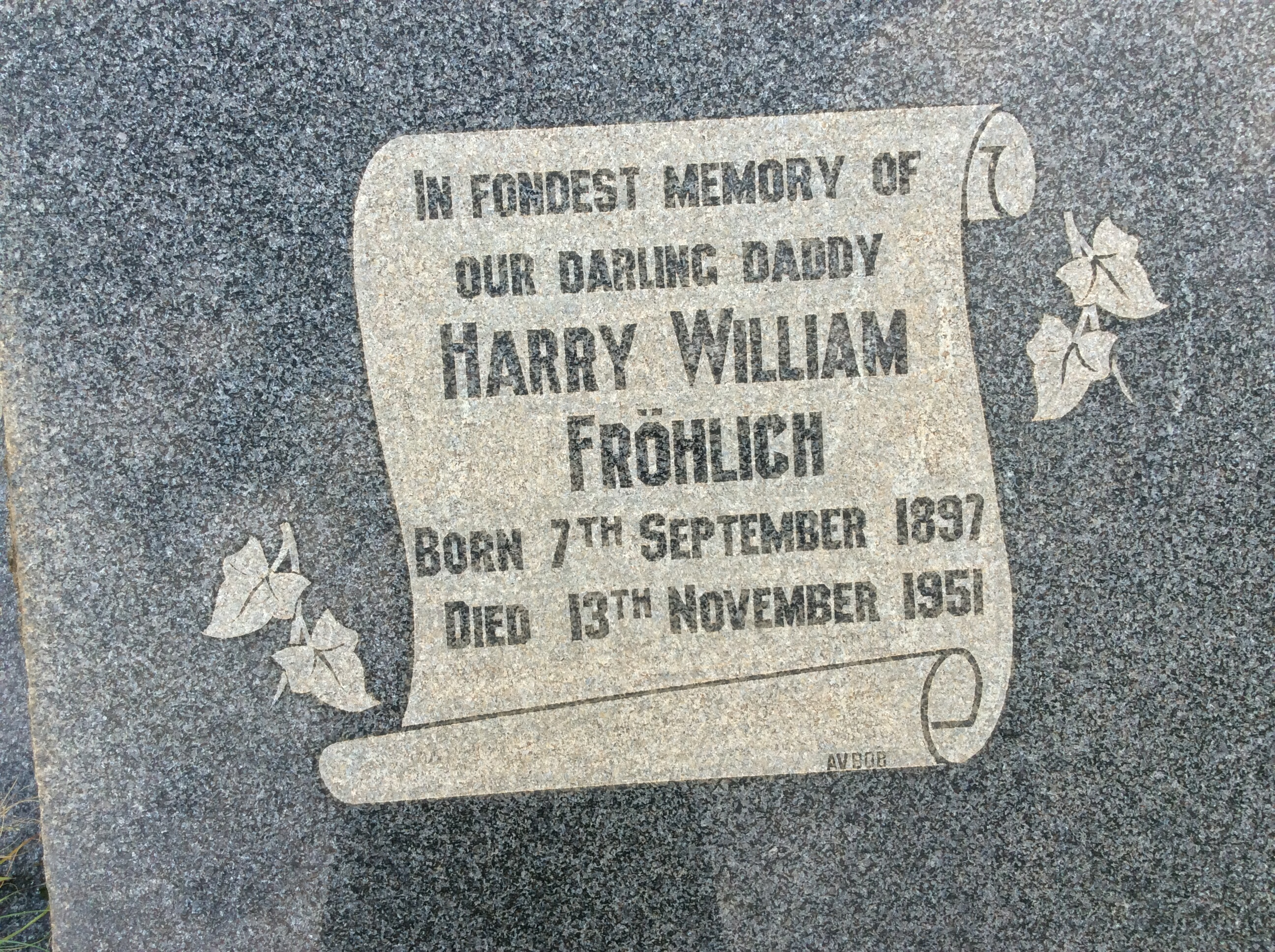 William Henry Frohlich