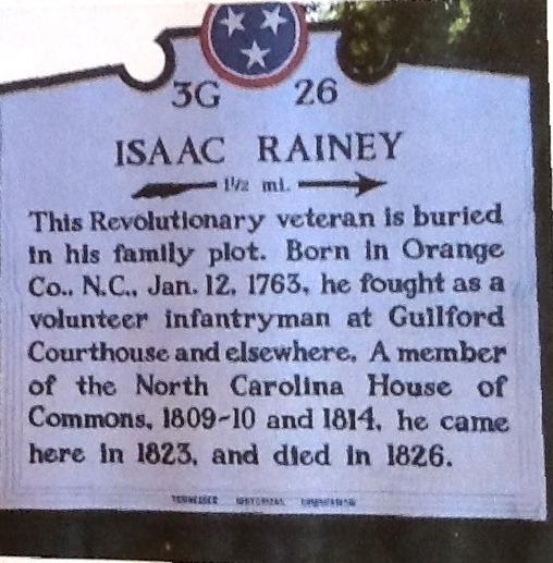 Isaac Rainey