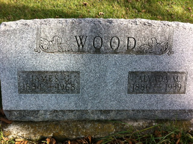 James McPherson Wood