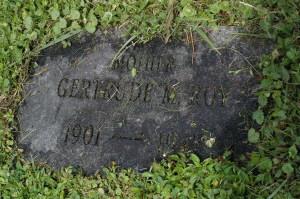 Gertrude Levesque