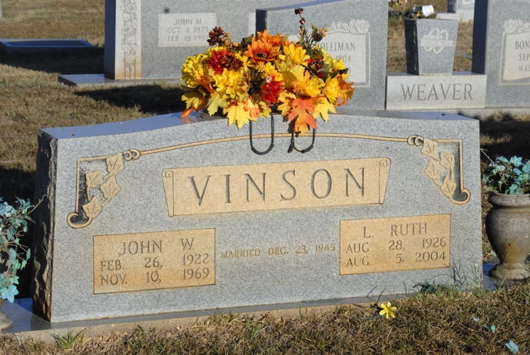 William J Vinson