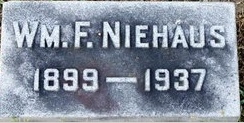 Frederick Fred Niehaus