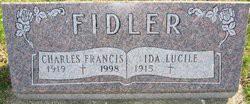 Charles B Fidler