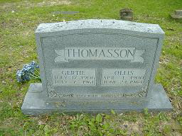 William M Thomasson