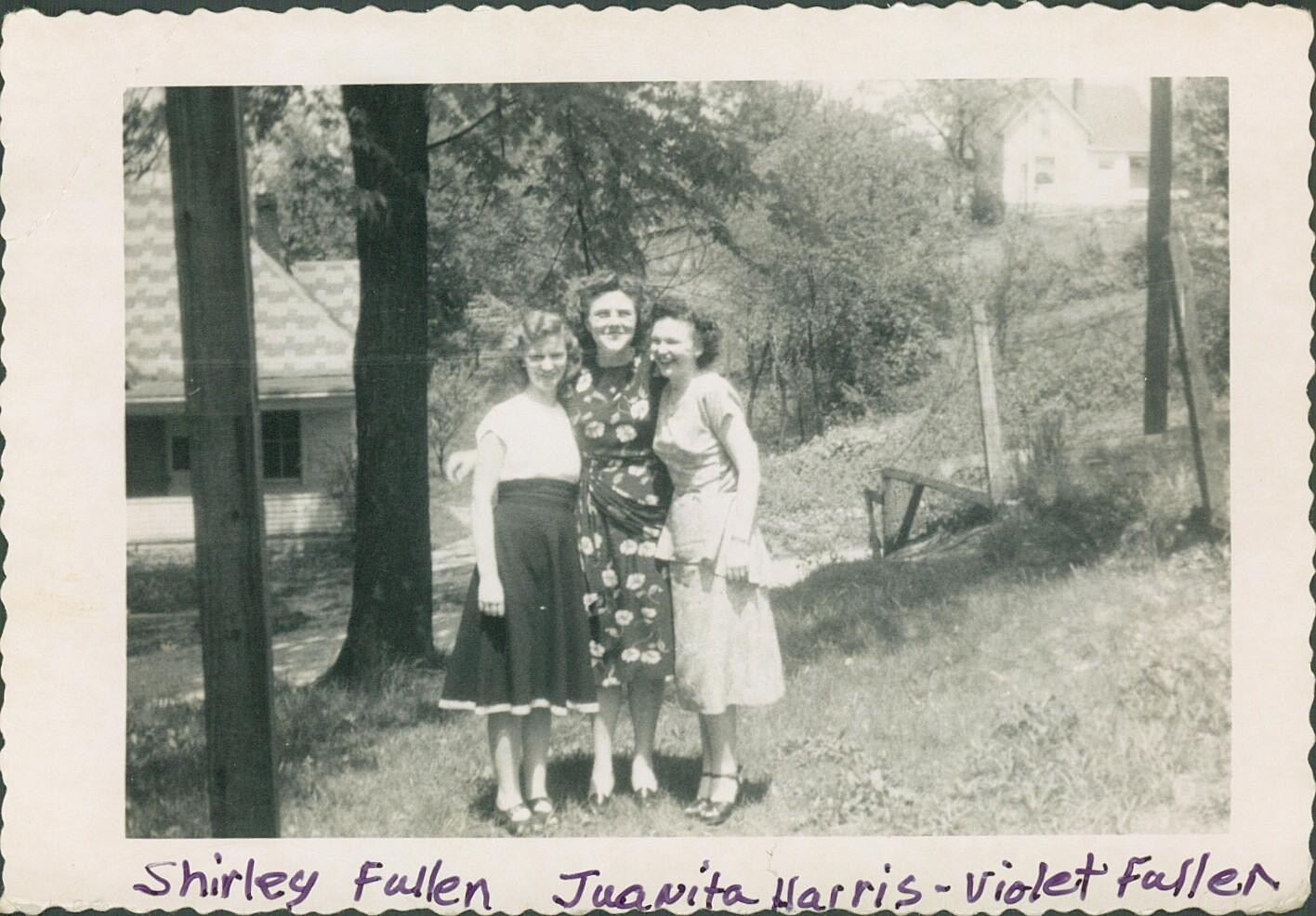 Violet Lavine Fullen