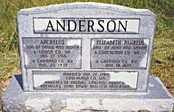 Martha Anderson