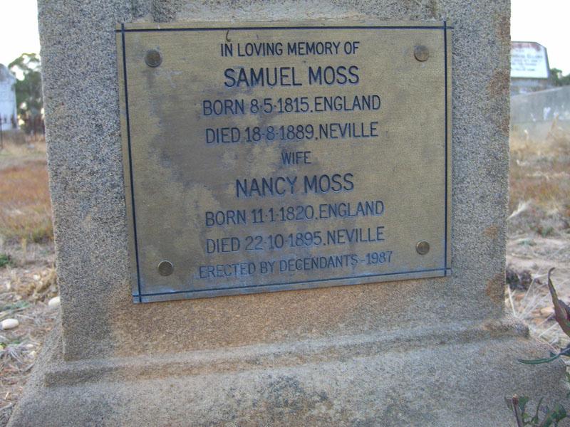 Samuel Moss