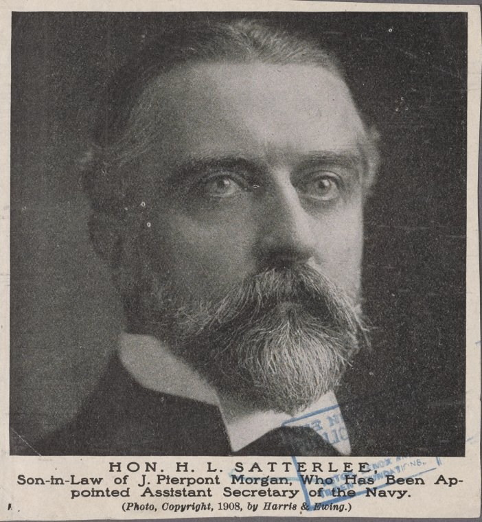 Herbert Livingston Satterlee