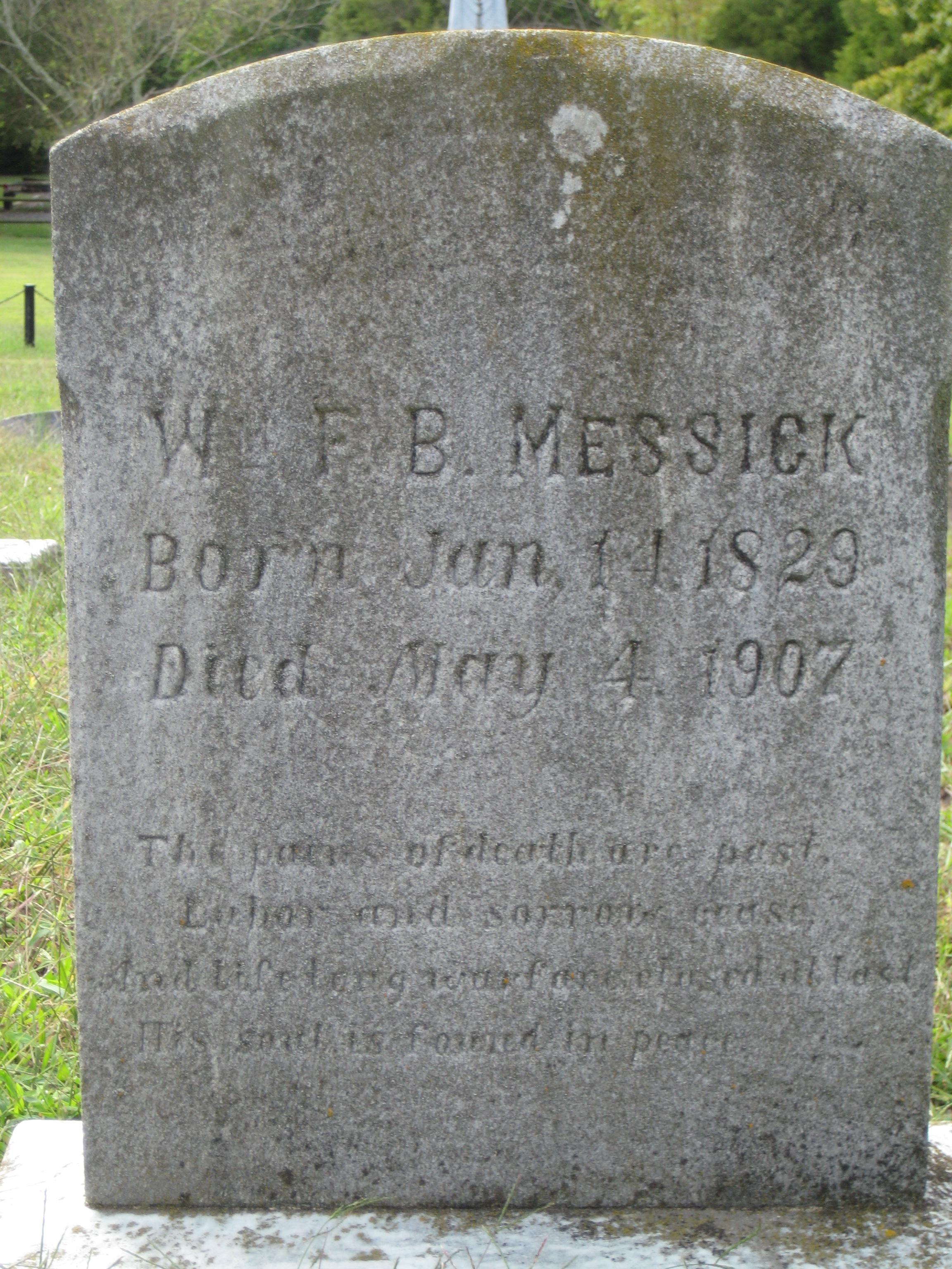 William Messick