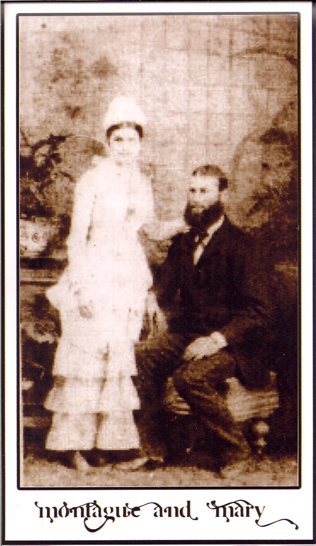 Harriet Montague Durnford