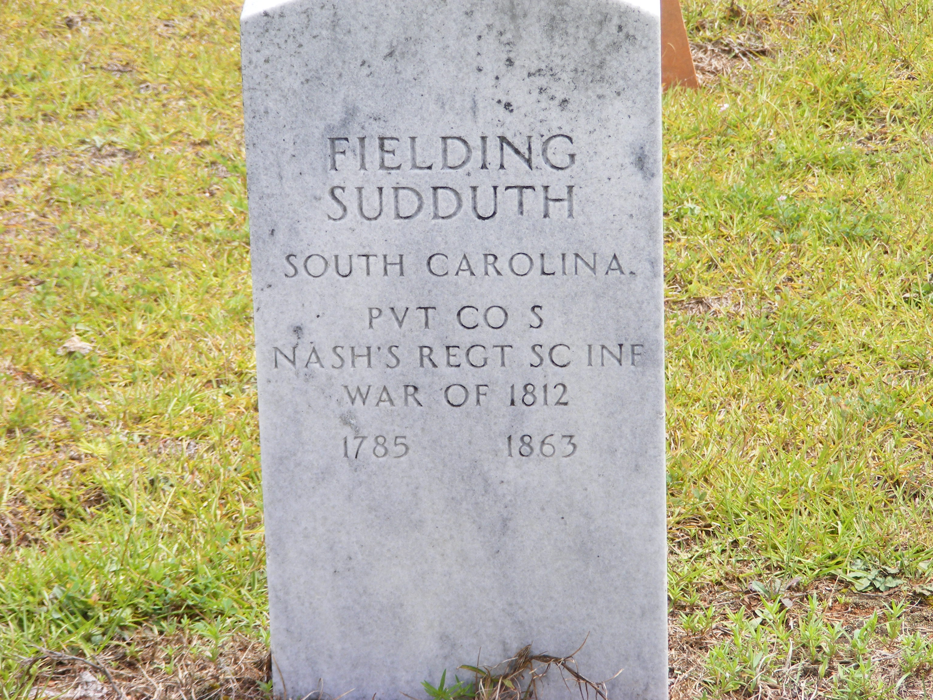 John Fielding Sudduth