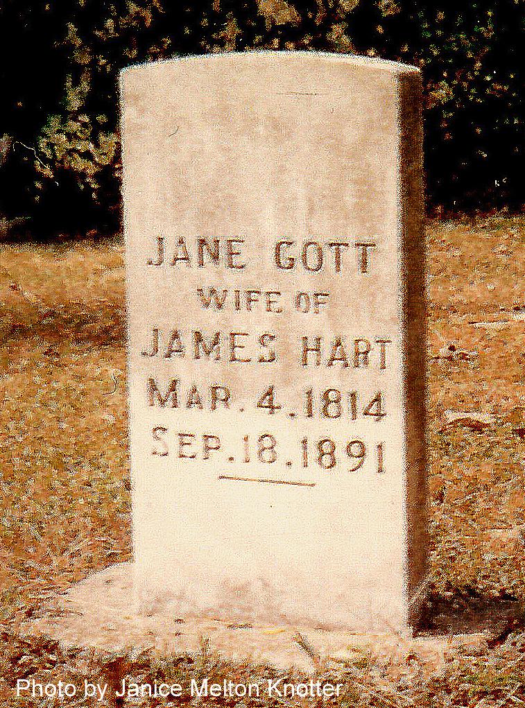 Jane Gott
