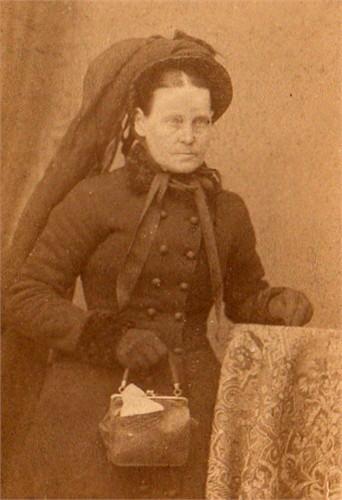 Elizabeth Ann Burt