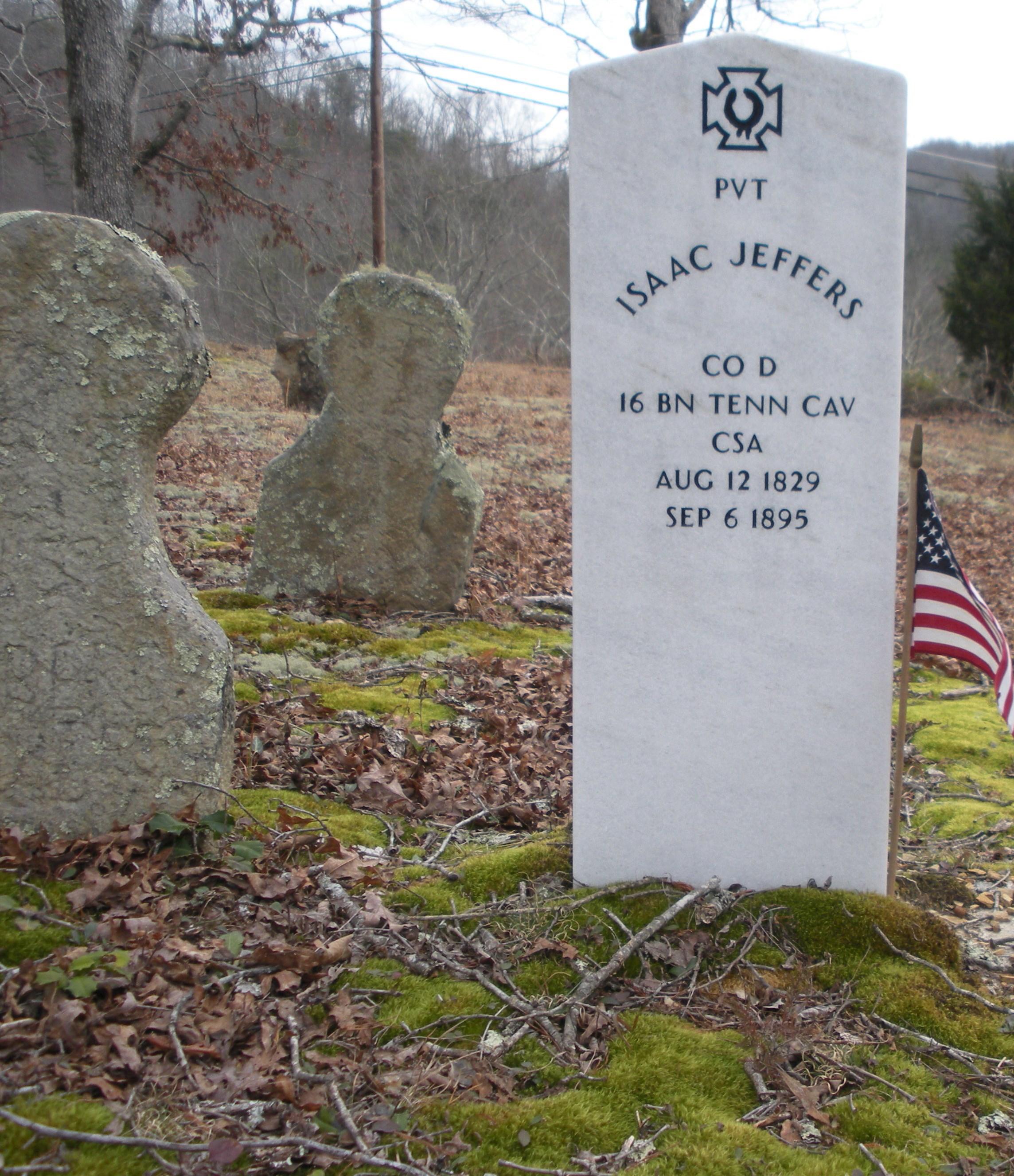 Isaac Jeffers