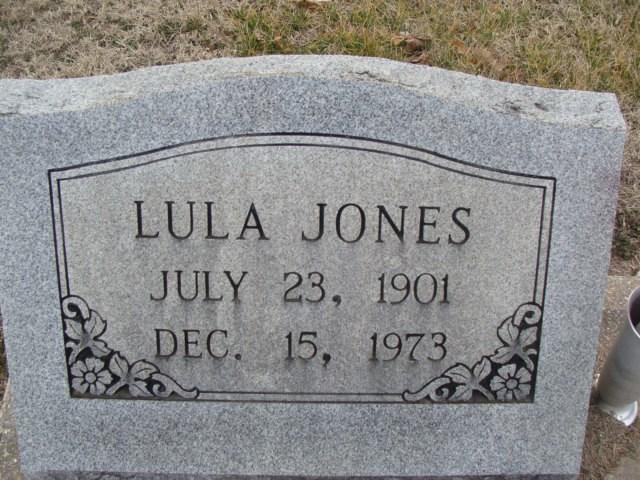Lula Jones