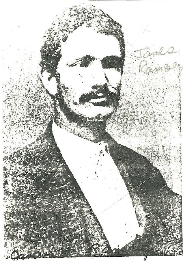 James Harvey Ramsey