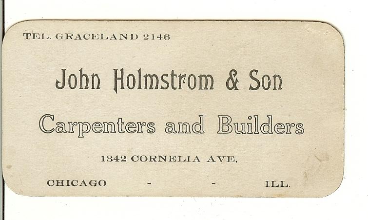 Algot Holmstrom