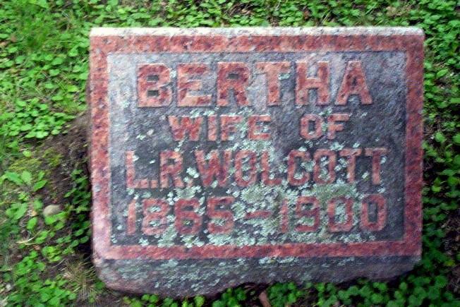 Bertha Mason