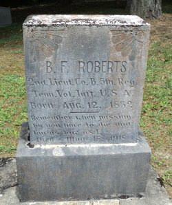 Benjamin Franklin Roberts