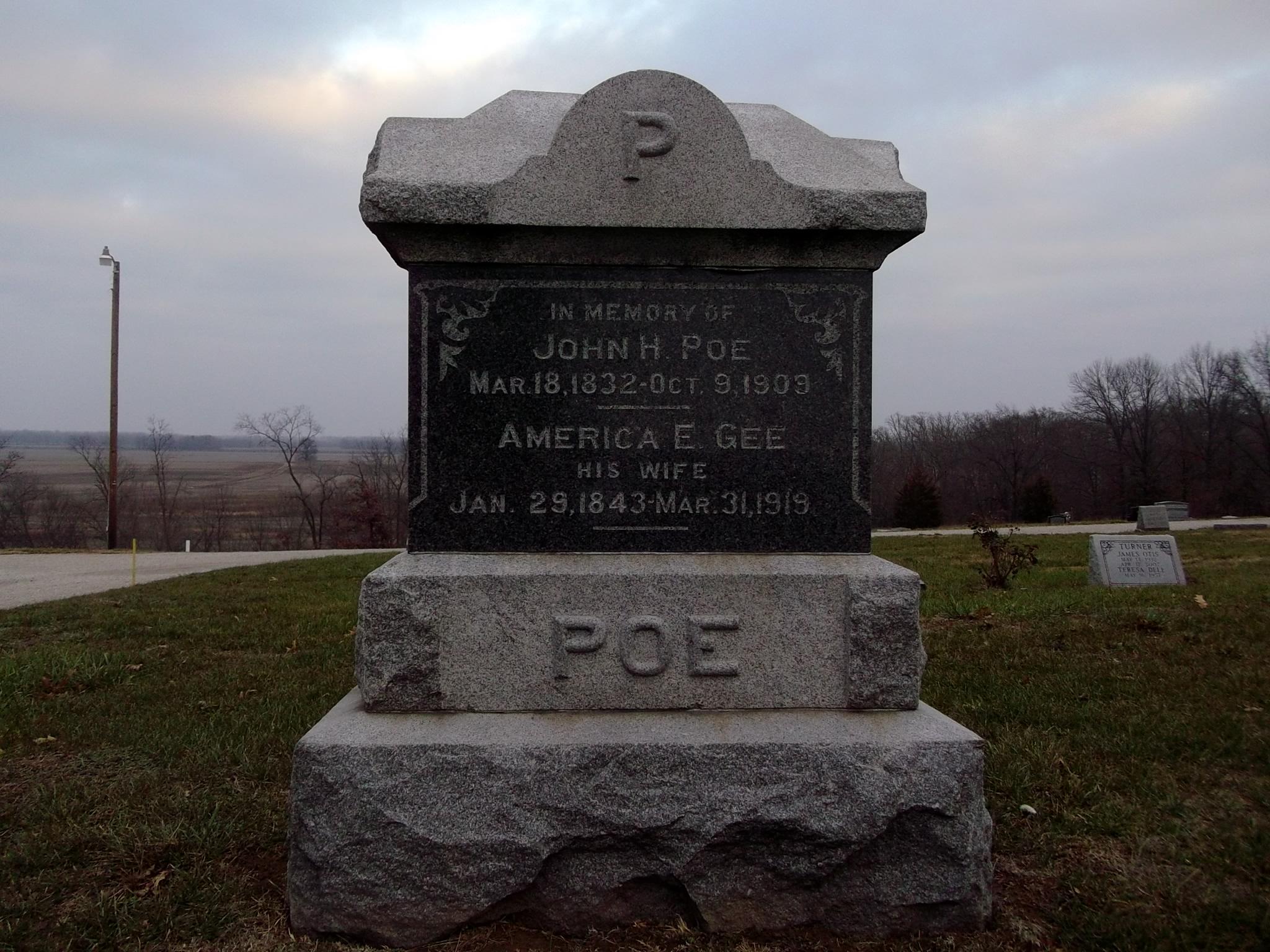 John C Poe