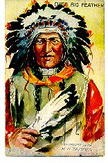 Chief Big Feathers