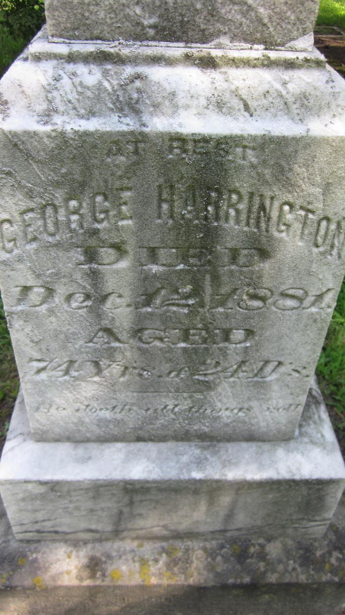 George Harrington
