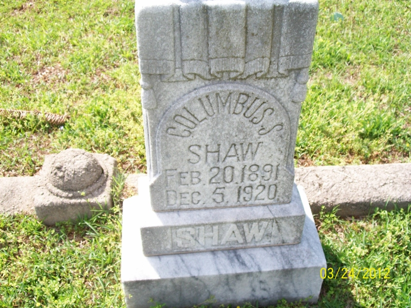 Siggle Sylvester Shaw