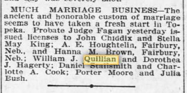 William Quilliam