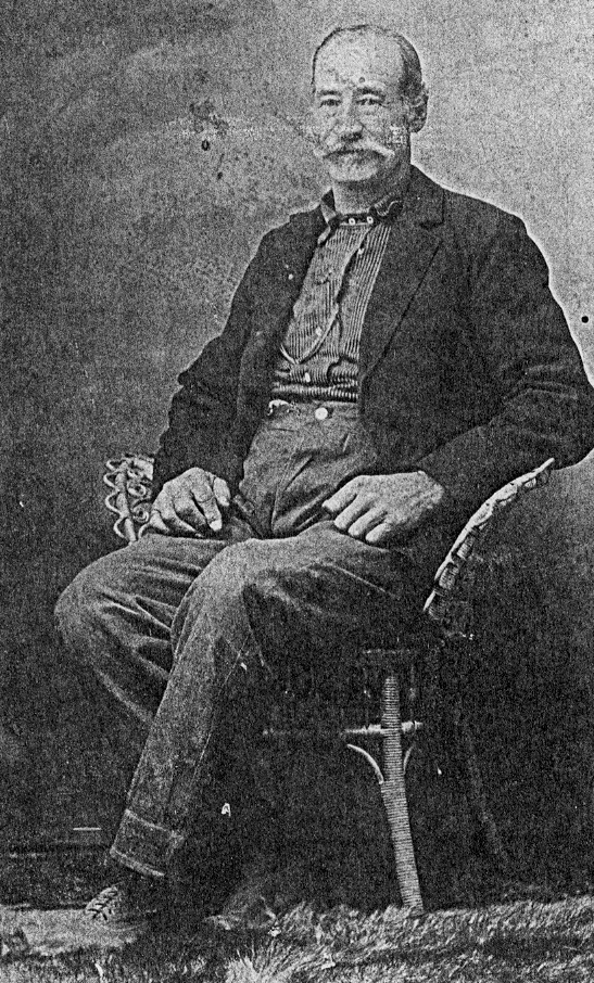 Walter James Sabey