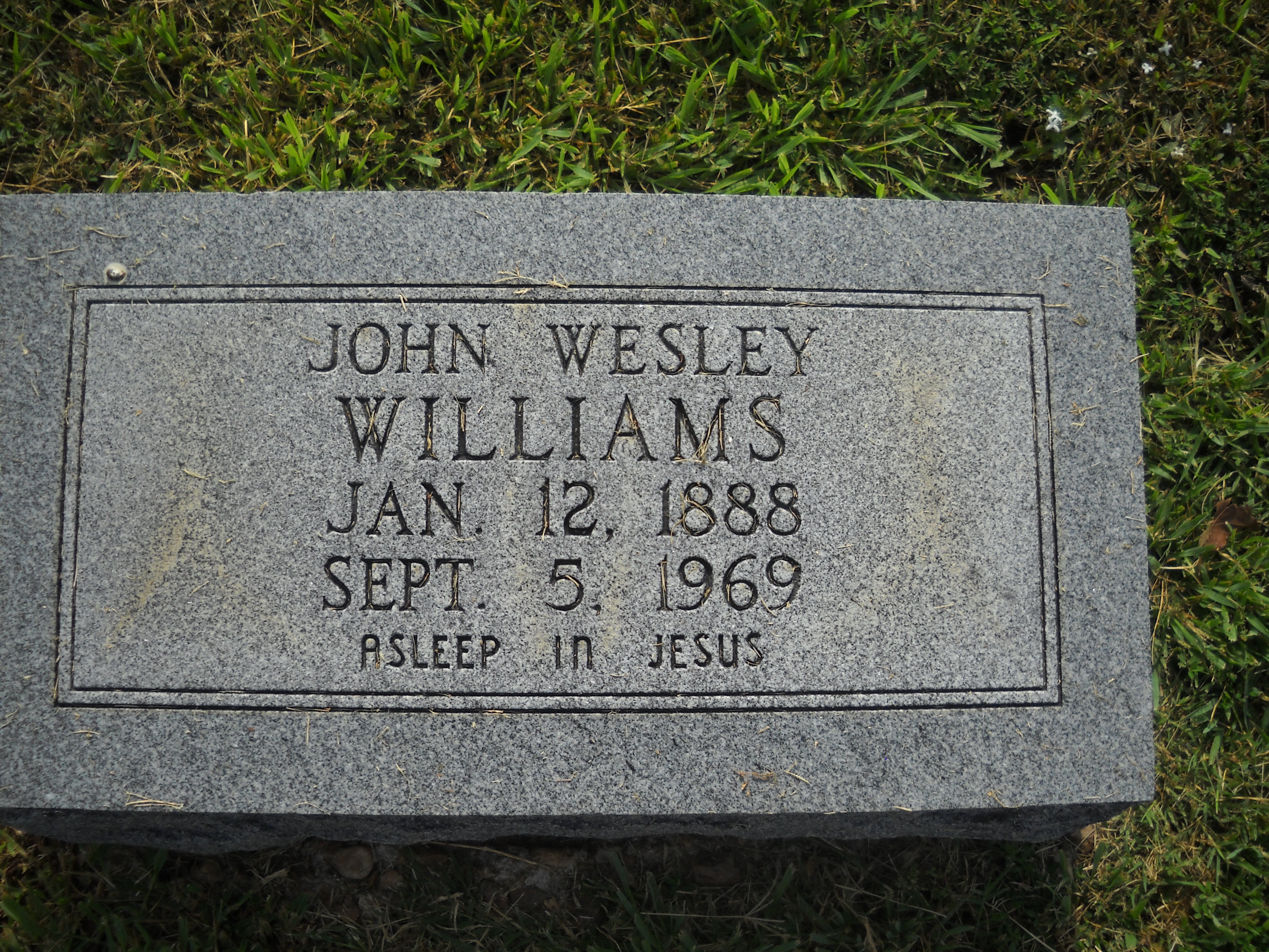 John Wesley Williams