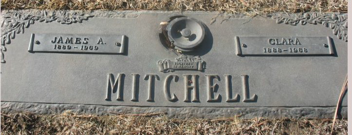 James Arthur Mitchell