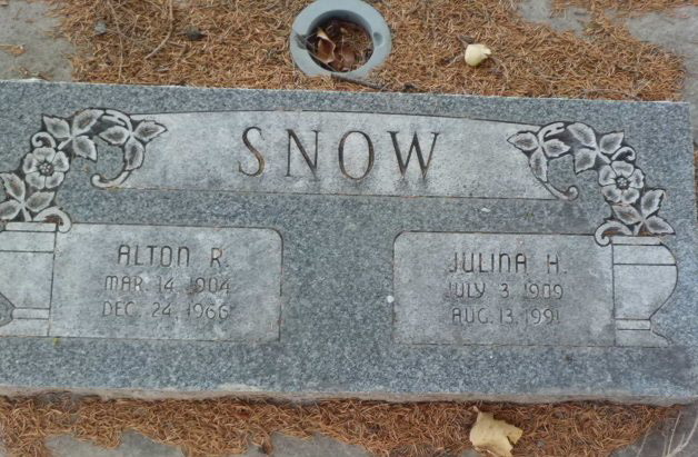 Roswell Snow