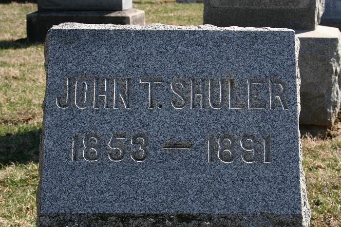 John Kendrick Shuler