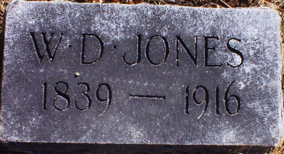 William Douglas Jones