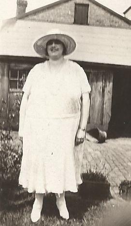 Bertha Falwar