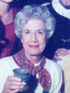 Dorothy Woodring