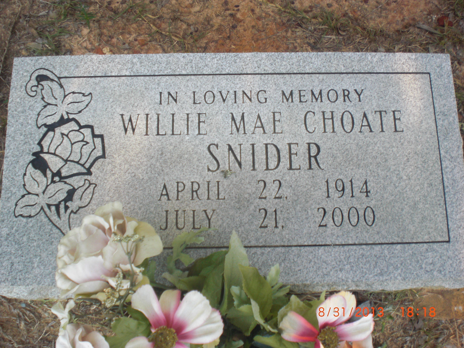 Willie Mae Choate