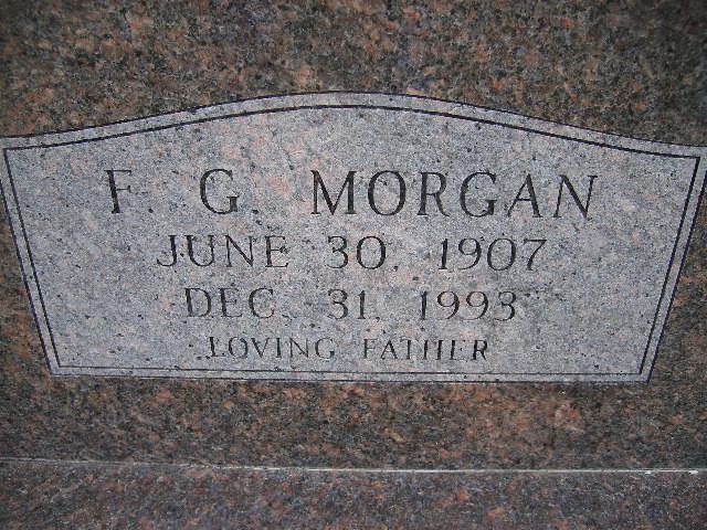 Fay Frederick Morgan