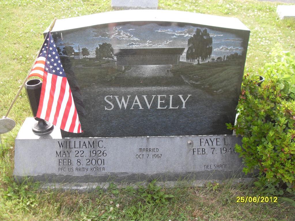 William Swavely