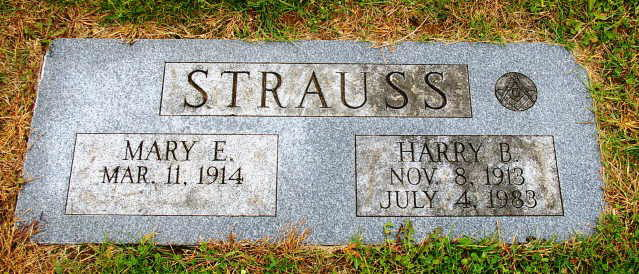 Harry C Strauss