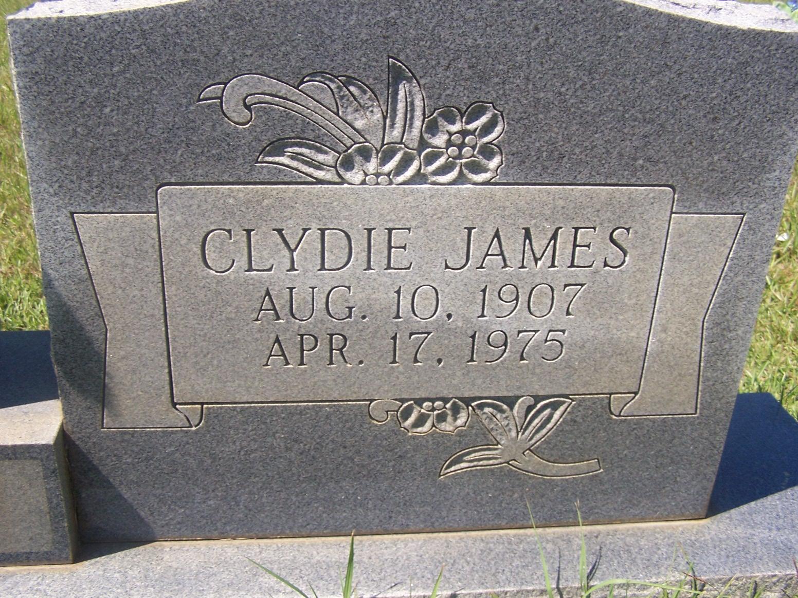 James Clyde Martin