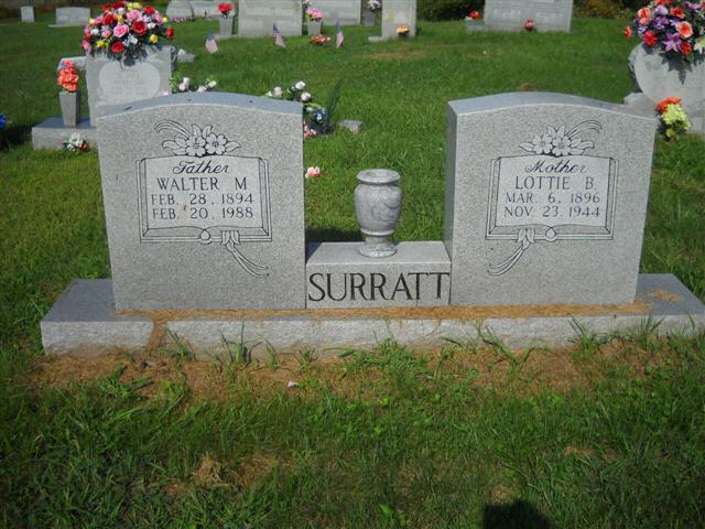 Walter Surratt
