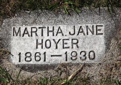 Martha Jane Mcdaniel