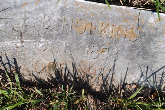 Barbara E Hopkins