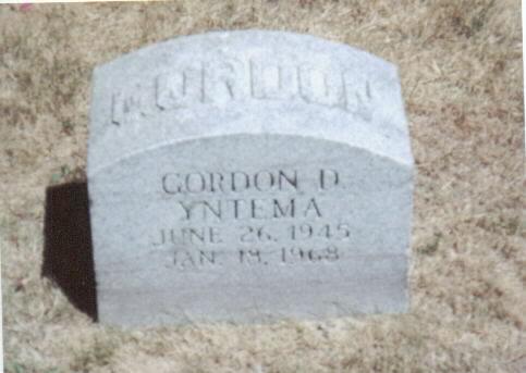 Gordon Douglas Yntema