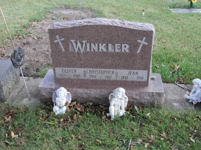 Christopher Columbus Winkler