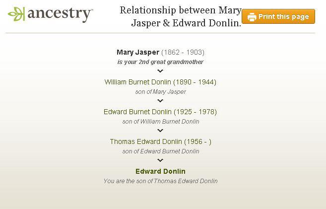Mary Elizabeth Jasper