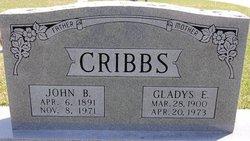 Gladys U Thompson